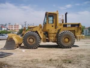 CAT 966E (Small)